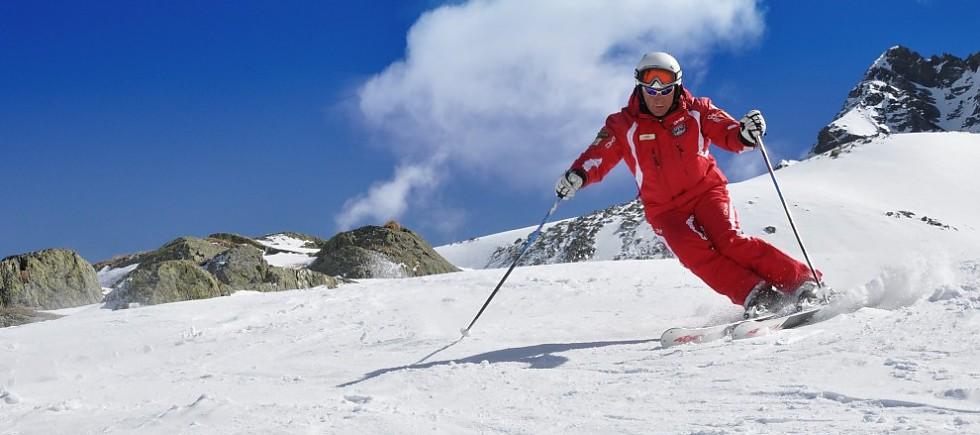 Skifahren lernen in tagen skischule klausberg